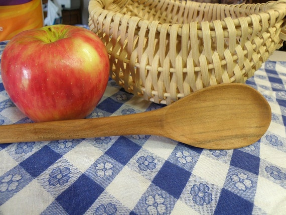 Classic Cherry Wood Spoon
