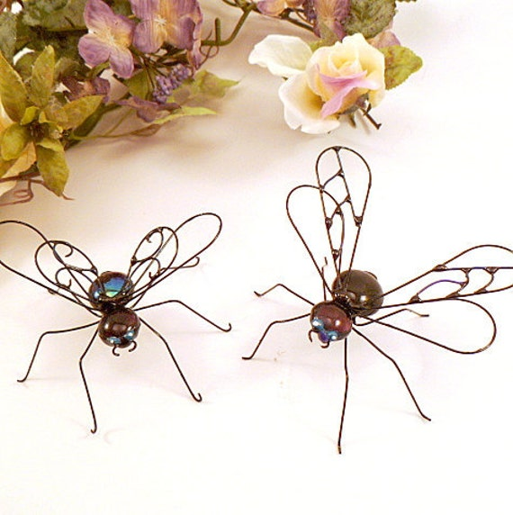 Black Flies Two Handmade