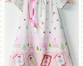 Ballerina Love - Peasant Dress