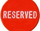 Reserved for HaruWithLove