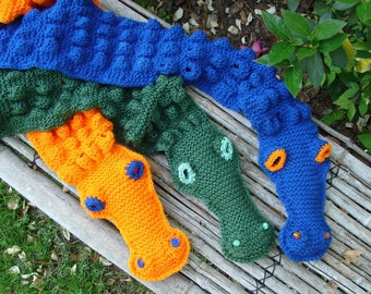 Gator Scarf Short Version