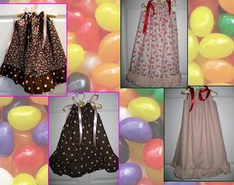 Reversible Pillowcase Dress