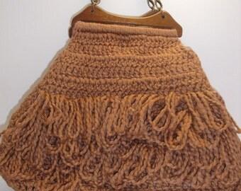 Crochet Handbag-Organic Yarn