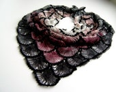 The Colorful Romenti Crocheted Shawl