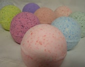 You Pick FIVE (5) Handcrafted 4.5 oz Bath Bombs - FIZZY LUXURIOUS BATH from Syd and Mimis