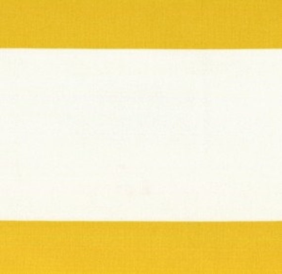 SALE- Vicki Payne Home Dec Fabric, For Your Home Stripe in Gold- 1 yard