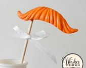 SPECIALTY COLORS - Mustache on a Stick - The Gentleman