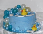 Bubble accessories for cakes