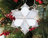 Winter Wonderland Snowflake
