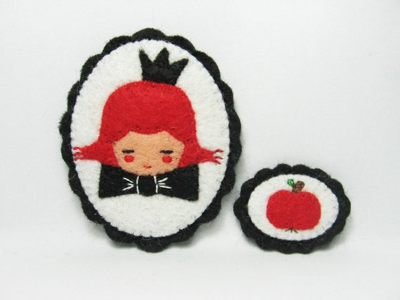 The Princess and the apple