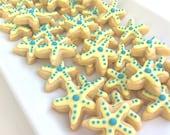 Sunshine Starfish Mini Cookies (1/2 pound)