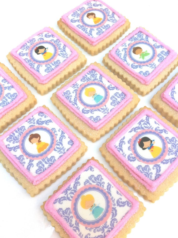 Princess Cookies (1 dozen)