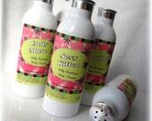 MIDNIGHT POMEGRANATE Body Powder - Deodorant - BBW type