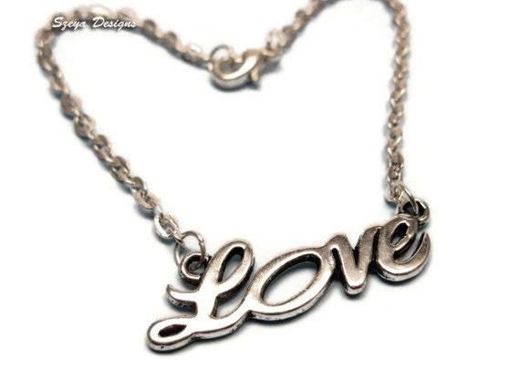 bracelet or custom anklet stainless steel chain