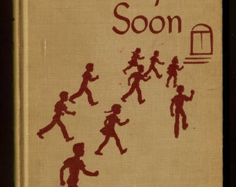 1948 Someday Soon - TEACHERS EDITION social studies book C - Scott Foresman - Dick and Jane series