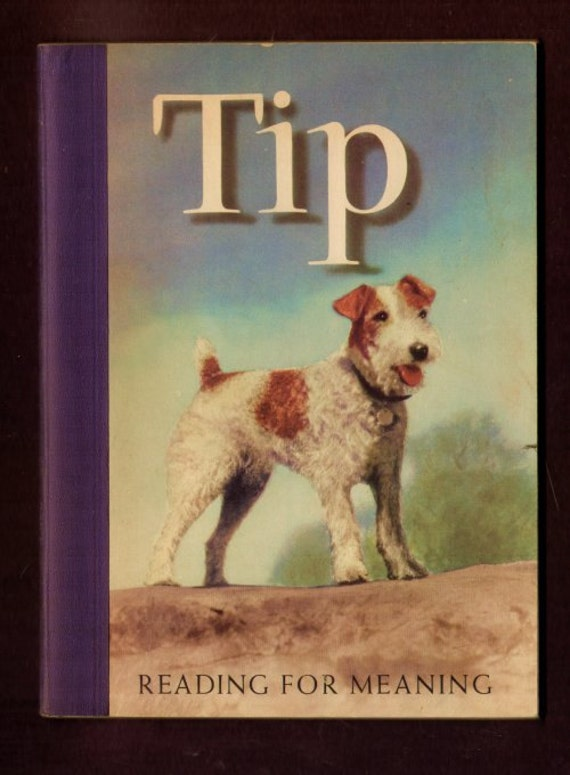 1949 Tip Original 1st Edition Pre Primer From Tip And Mitten