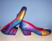 Costuming Dorothy Leaves Oz Footwear