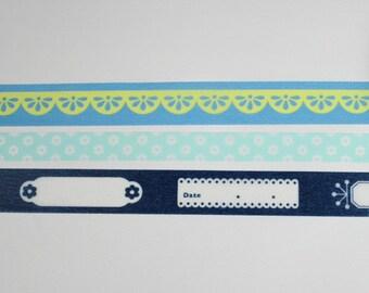 FOR SALE -- photo deco -- blue set