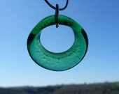 Verde Eco Friendly Necklace -Recycled bottle neck