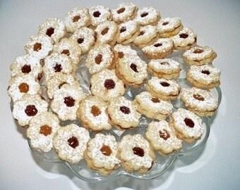 2 LB Linzer Tart Cookies