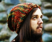 Autumn Knitted Urban Slouch (Made to Order)
