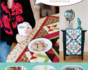 Table Talk book : Runners, Toppers and Family Treats