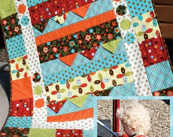 On The Move - Quilt Pattern