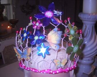 Girls' Princess Party Crown
