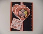 SALE Attached at the Heart Card