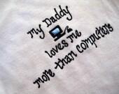 Tech Daddy Onesie