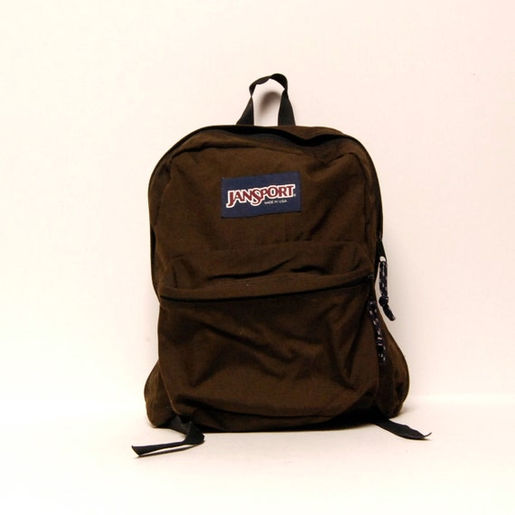 JANSPORT canvas classic BACKPACK made in usa