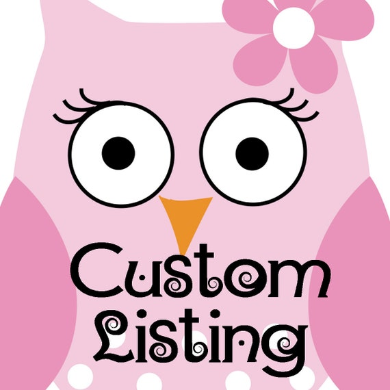 Custom Listing for Annie - Personalized Wedding Bunting