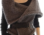 Instructions to make: Magnum Reversible Vest/Wrap PDF Pattern