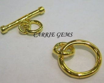 Gold Plated Toggle