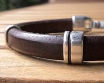 Mens beads bracelets, handmade jewelry, handmade bracelet, mens designer bracelet, designer jewelry for Men, mens bracelet, leather Bracelet