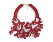 Red reef necklace