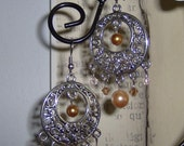 Enchanting Ombre Bohemian Chandelier Earrings