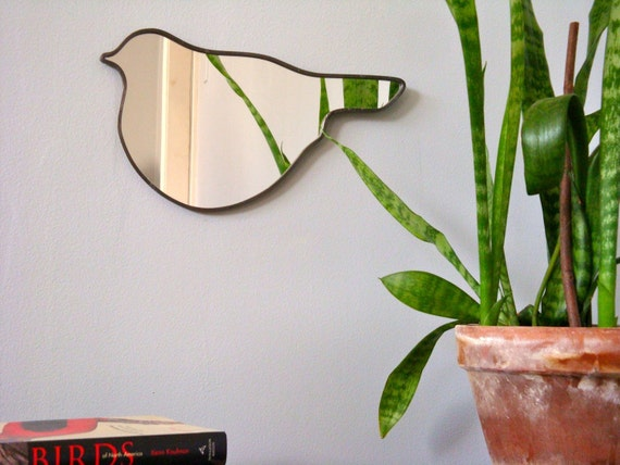 Bird Wall Mirror No. 8