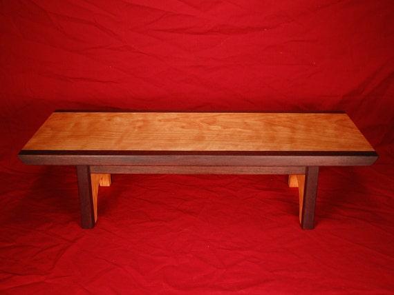 Table top Puja table - meditation altar