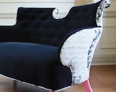Victorian Settee, The Georgette