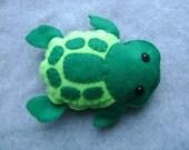 Sea Turtle Stuffed Toy