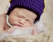 PATTERN - football helmet - newborn to 4t - PATTERN ONLY