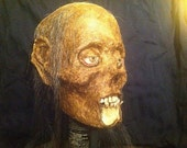 Halloween Corpse head