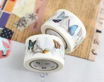 Butterfly Adhesive Masking Tape (1.2in)