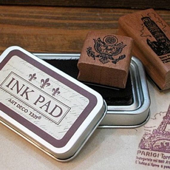 Oil Based Ink Pad - COCOA