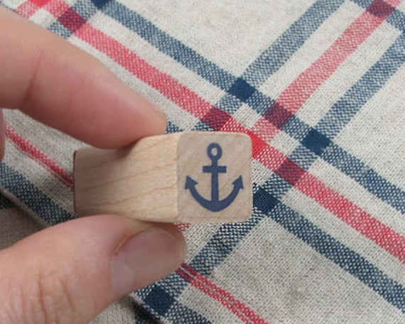 Anchor mini Stamp
