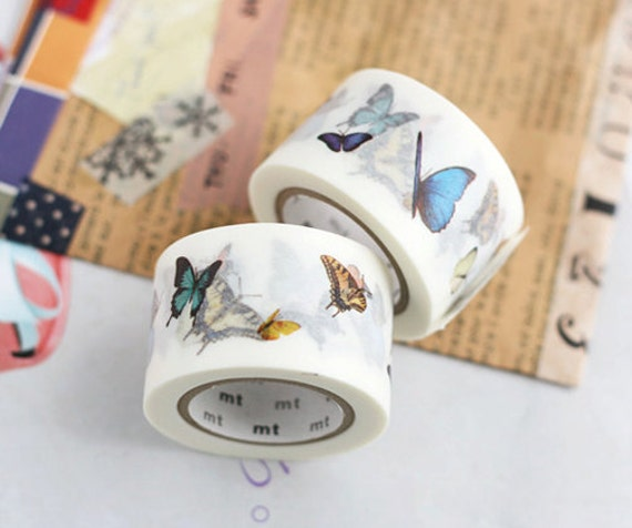 Butterfly Adhesive Masking Tape 1.2 inch