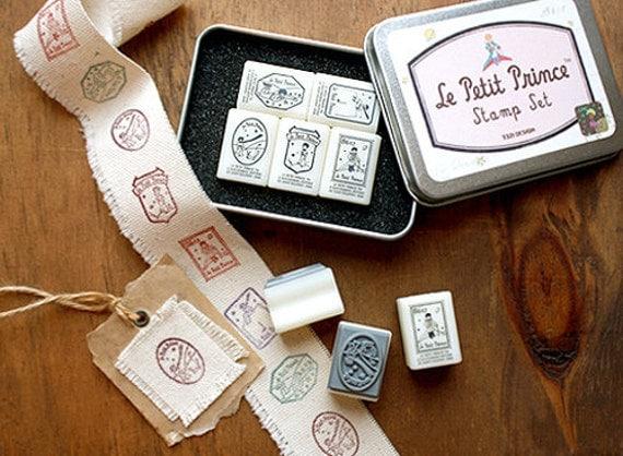 Le Petit Prince Stamp set (5 EA)