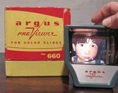 argus previewer for color slides no. 660