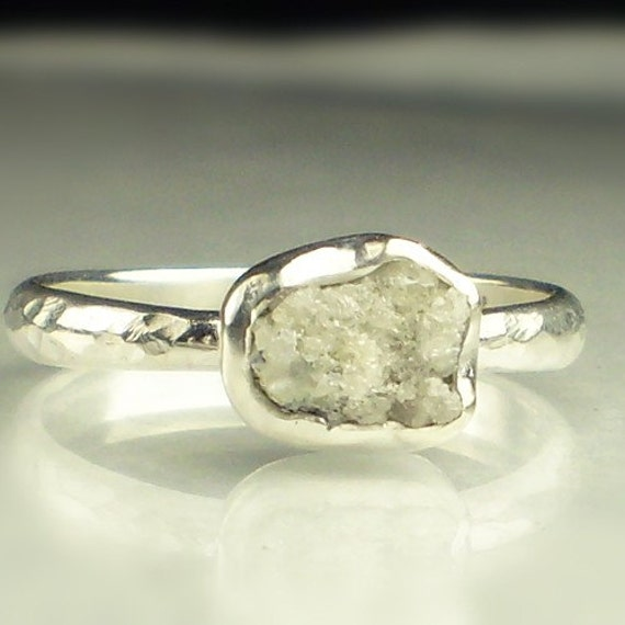 Add it to your favorites to revisit it later Unpolished Diamond Ring
